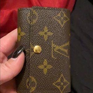 💝 Louis Vuitton 6 Ring Key Holder 💝